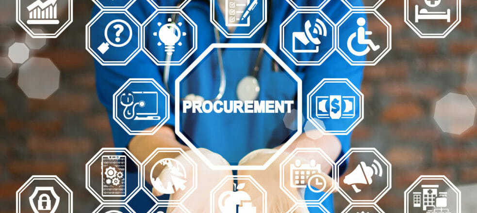 Practical Application Blockchain Procurement 983x440